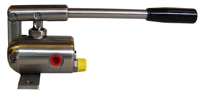 Hydraulic Hand Pump : Hand hydraulic pump